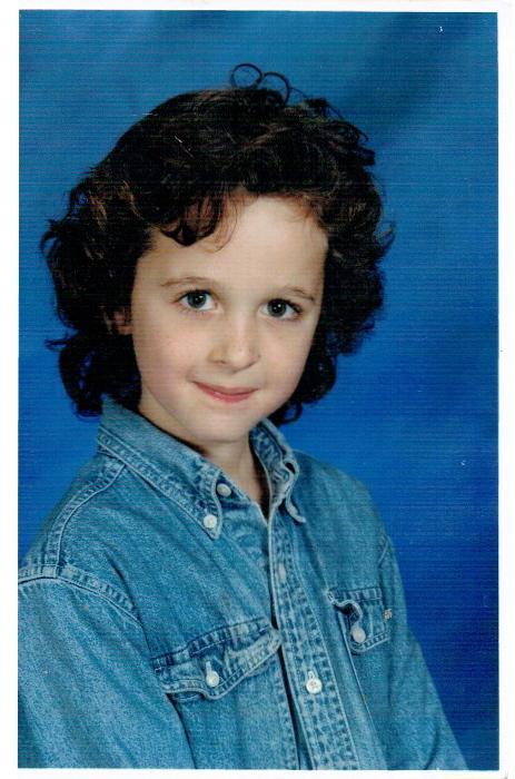 Philip at seven