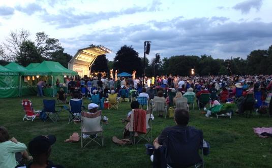 Brookdale Park July 2014