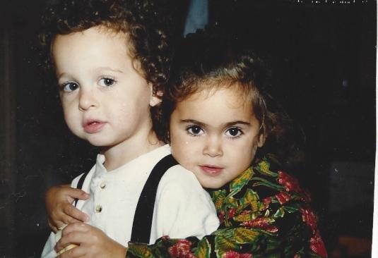 Philip and Nicole - 1994?